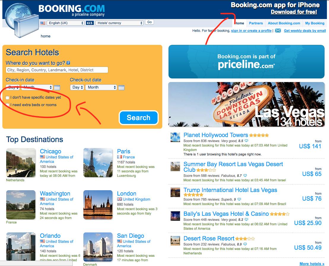 Booking.com 2011