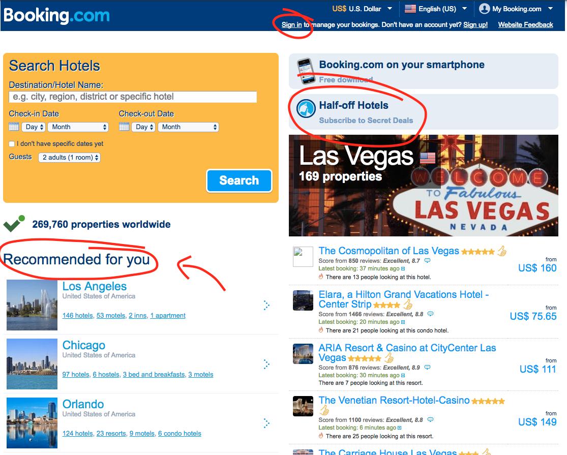 Booking.com 2013
