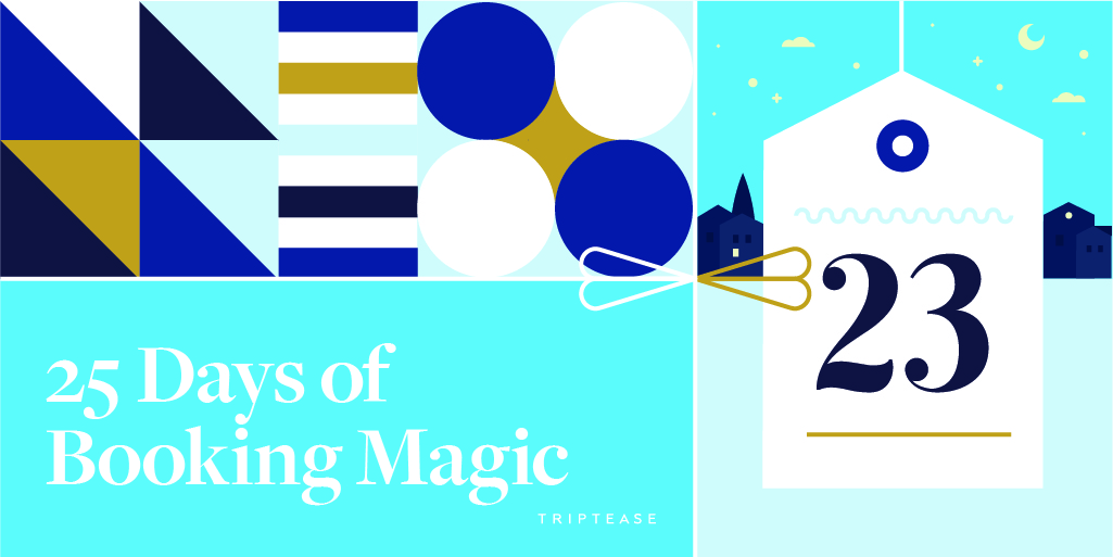 25 Days of Booking Magic image - Day 23