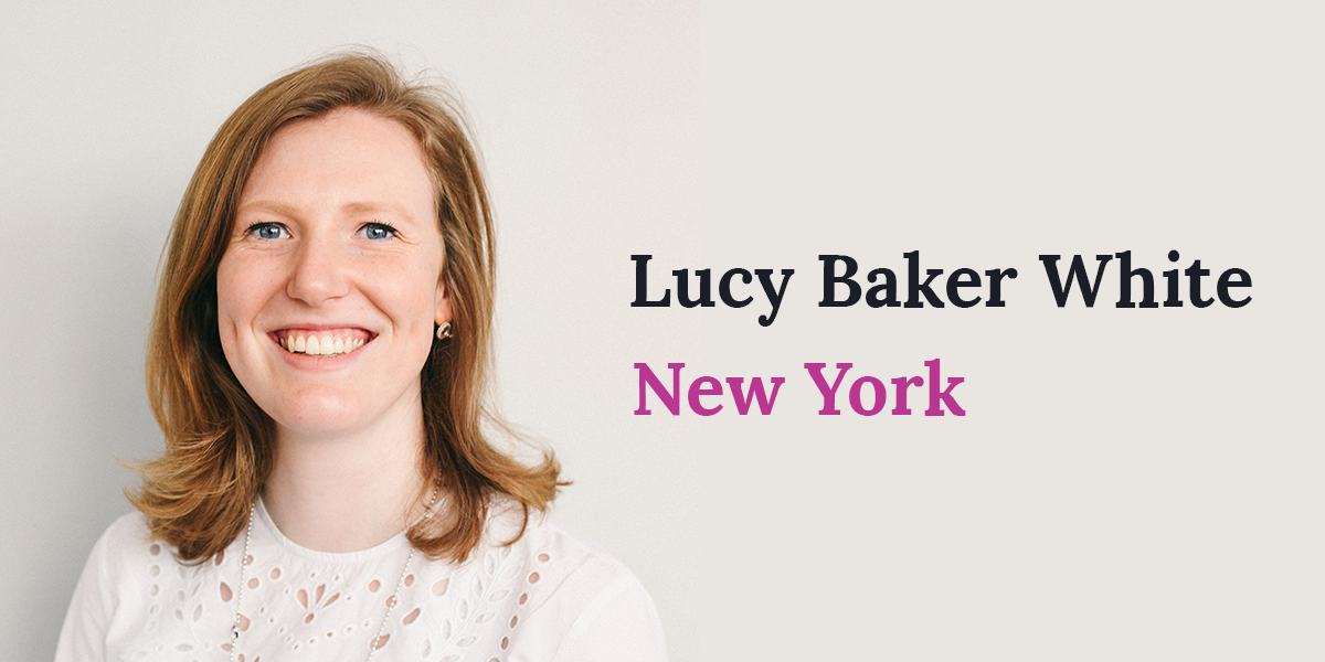 Lucy Baker White