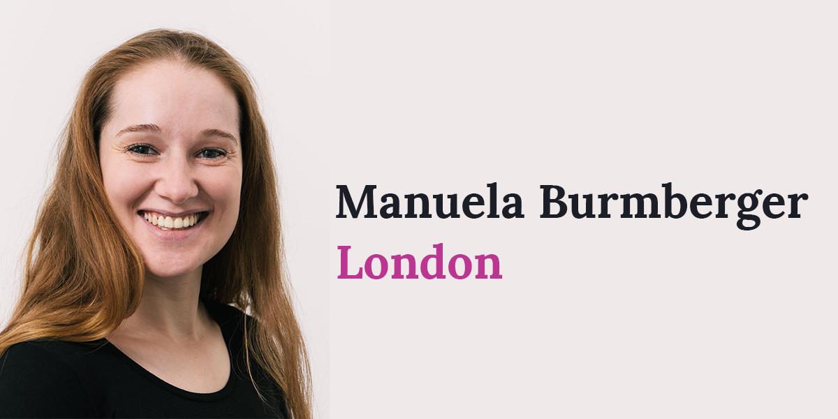 Manuela Burmberger