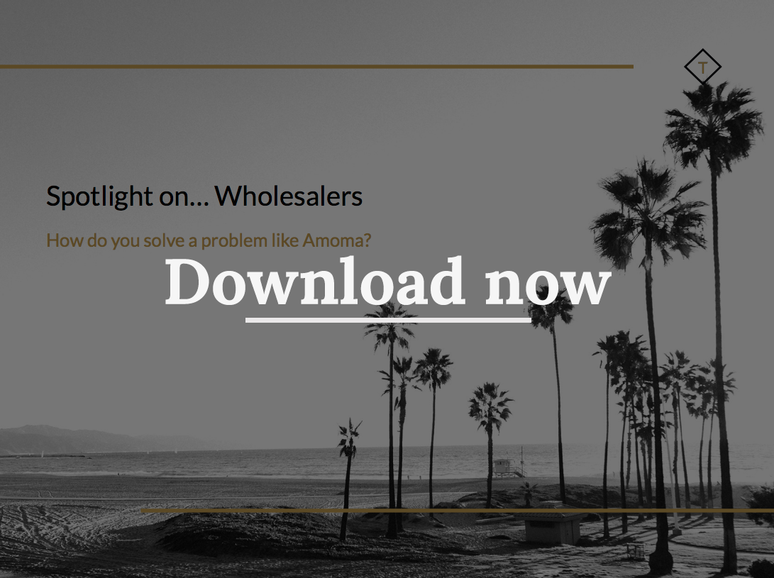 Spotlight on... Wholesalers
